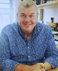 Photo of Associate Professor Denis Crimmins