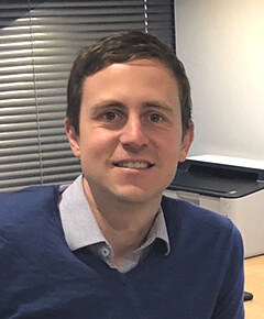 Photo of Dr James Evans