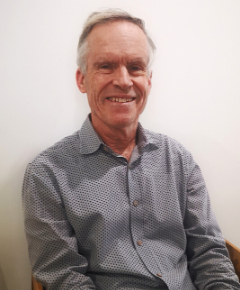 Photo of Dr Michael Hayes