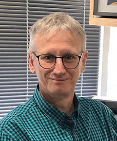 Photo of Dr Scott Whyte